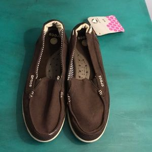 Crocs - Brown Loafer